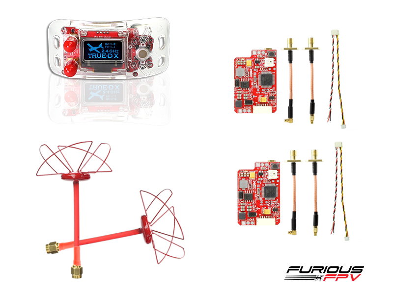 FuriousFPV Full Combo 2.4Ghz
