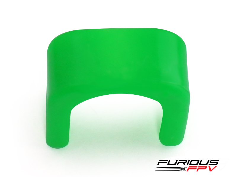Plastic camera mount (Green) - Toretto 130