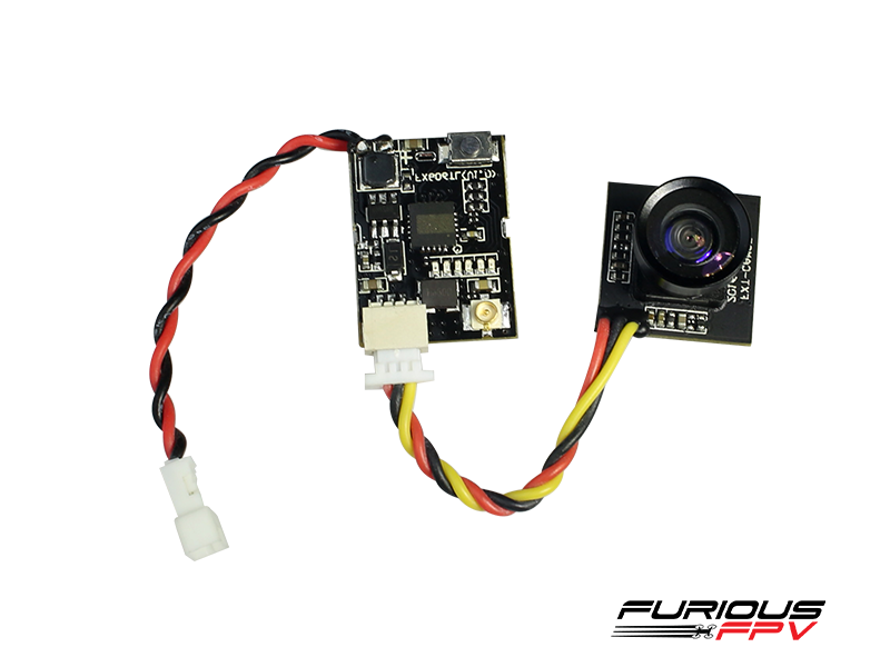 Furious FPV VTX Camera-FX806T with replaceable uf.l antenna connector