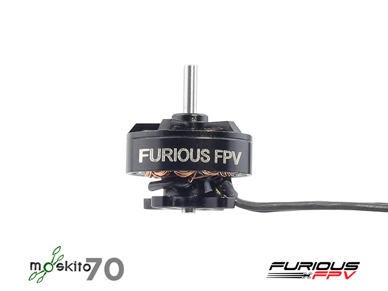 Furious FPV Brushless Motor 1103 10000KV