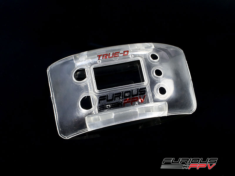 Furious FPV True-D Spare Cover V3/3.5 (Transparent)