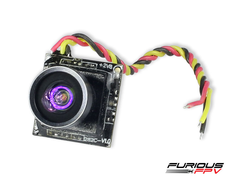 FuriousFPV Micro 600TVL 120Degree 1.9g 1/4 CMOS Camera