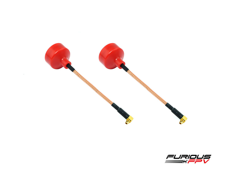Furious FPV Bigmac 75mm MMCX 90 RHCP (2 pieces)