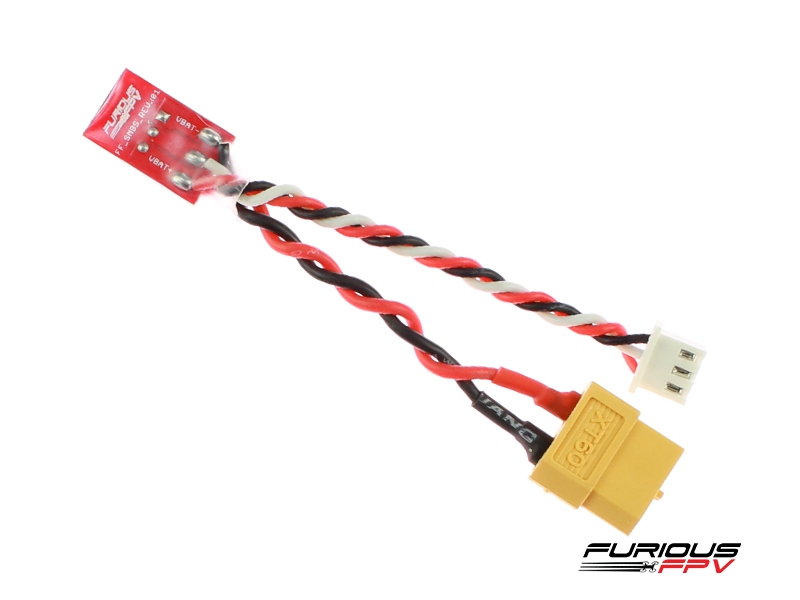 FuriousFPV - Adapter cable : Balance to Balance + XT60 Female