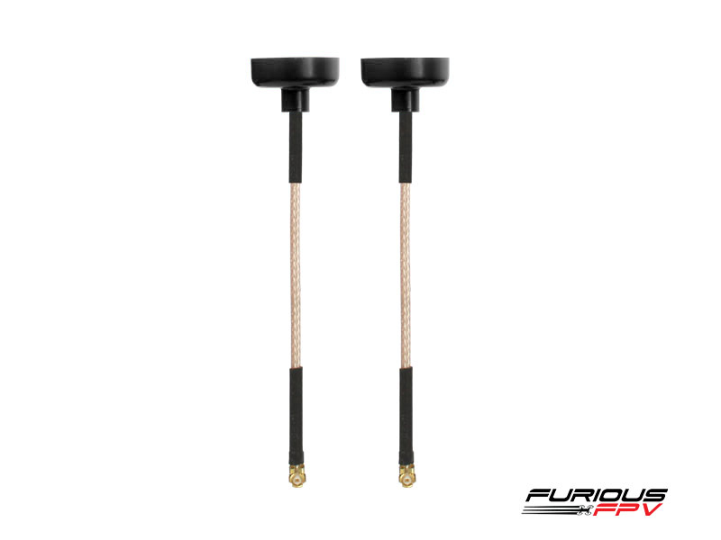 Furious FPV - Air UFL 5.8GHz Antenna (2pcs) - LHCP
