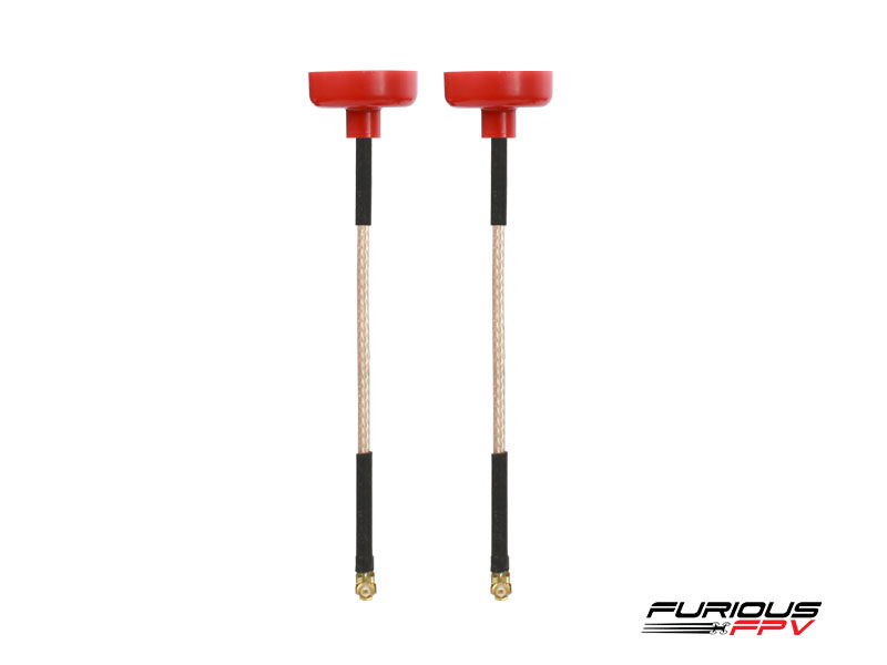Furious FPV - Air UFL 5.8GHz Antenna (2pcs) - RHCP