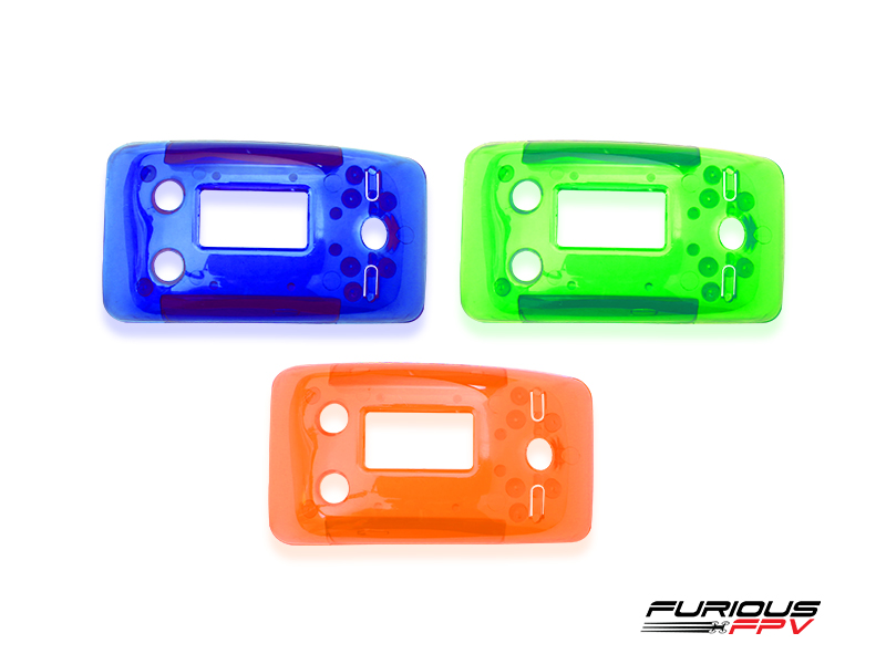 FuriousFPV - True-D X Cover Bundle - Blue+Orange+Green