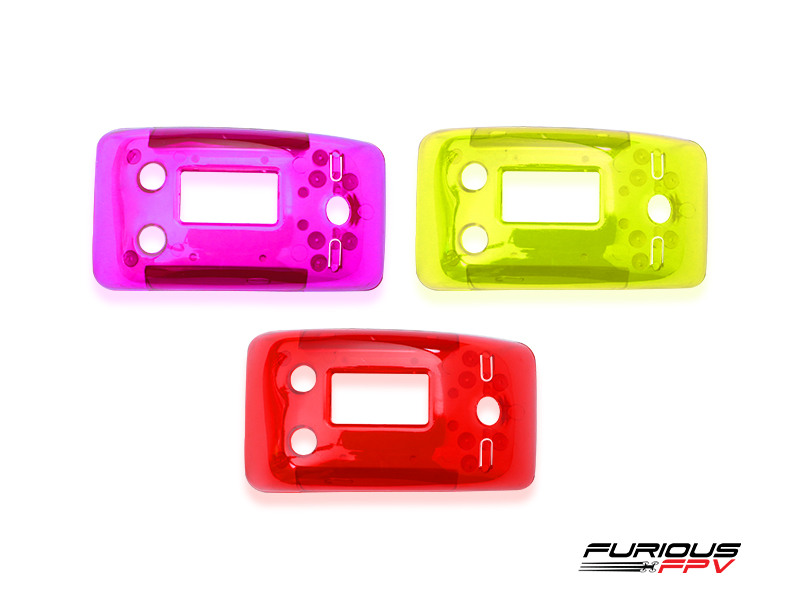 FuriousFPV - True-D X Cover Bundle - Purple+Red+Yelow