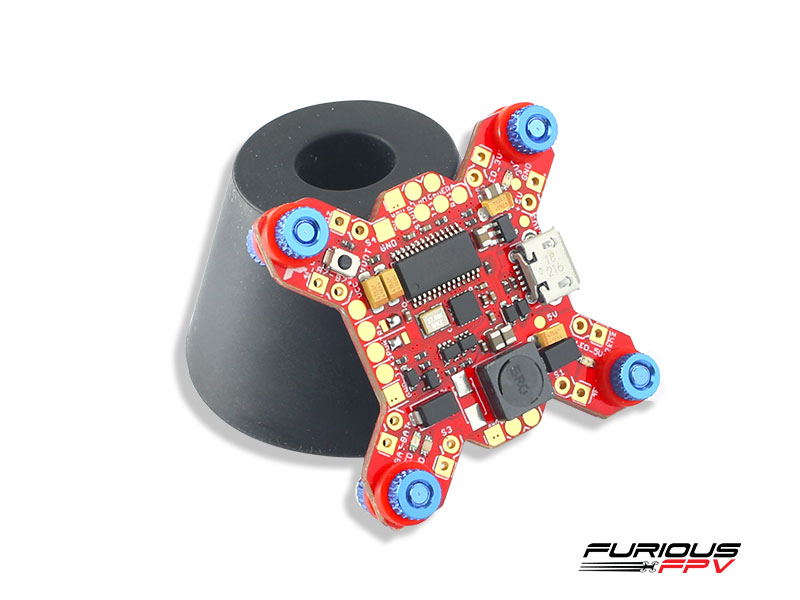 FORTINI F4 OSD 32Khz Flight Controller Rev.2