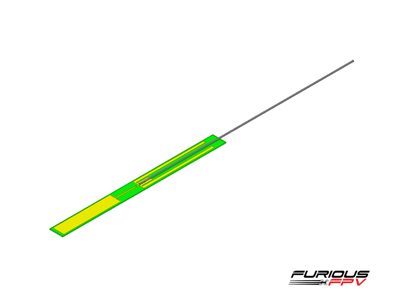 FuriousFPV - Reference LoRa Antenna 300mm