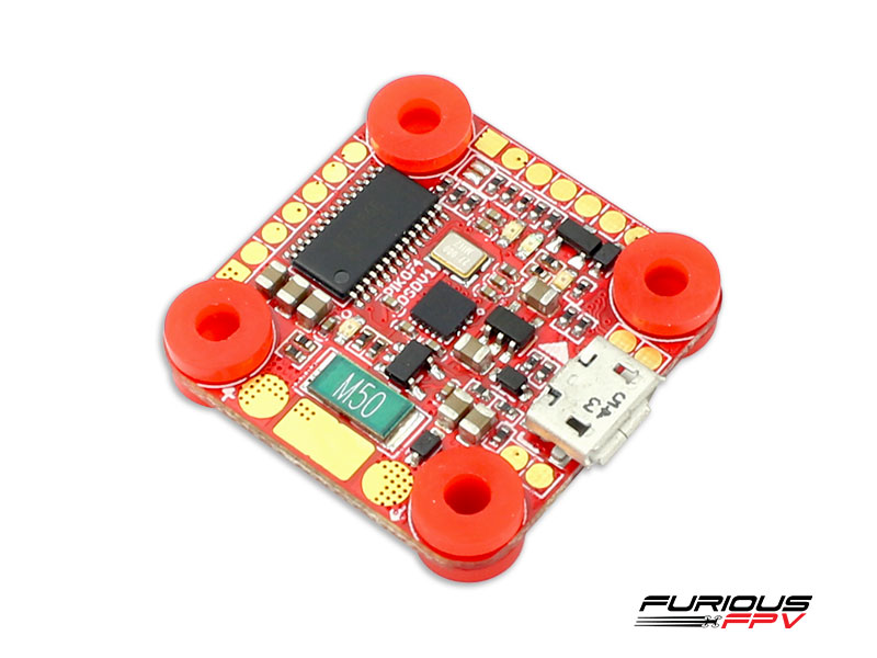 FuriousFPV Piko F4 OSD Flight Controller