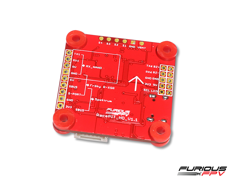 FuriousFPV - RACEPIT HD Flight Controller