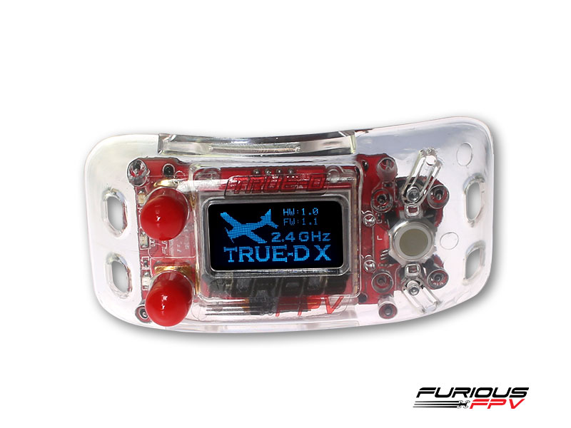Furious TrueD-X 2.4 GHz Diversity Receiver System - Clarity Redefined