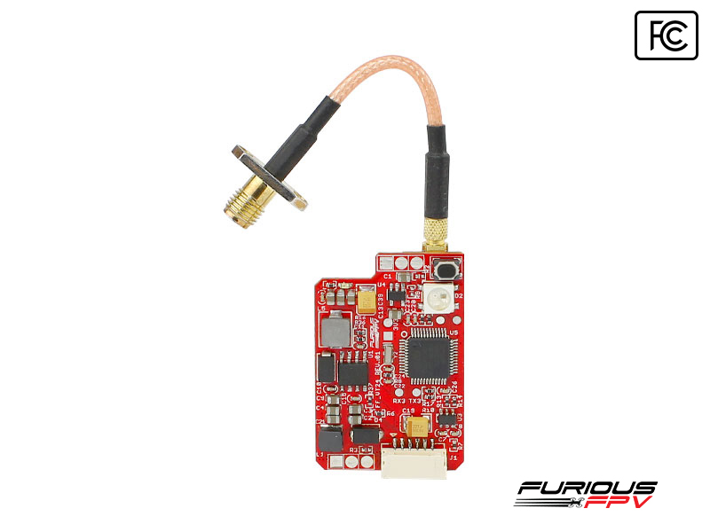 FuriousFPV VTX Long Range 2.4G - FCC Version - Clarity Redefined