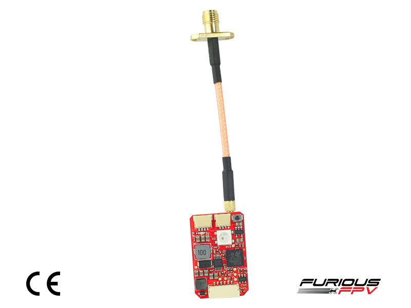 FuriousFPV Stealth Long Range VTX 700mW