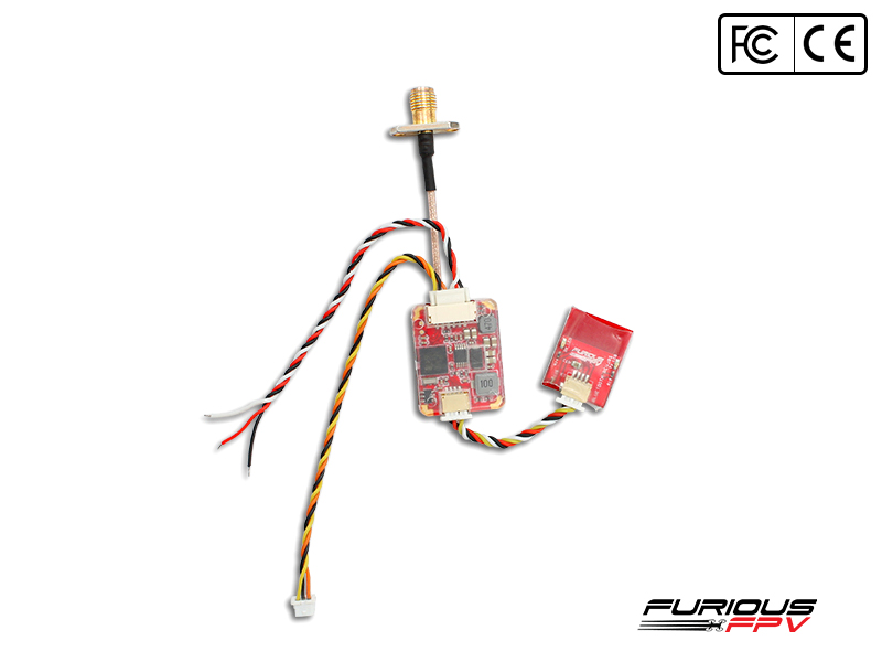 FuriousFPV Combo STEALTH RACE VTX V3 WITH BLUETOOTH MODULE - FCC Version