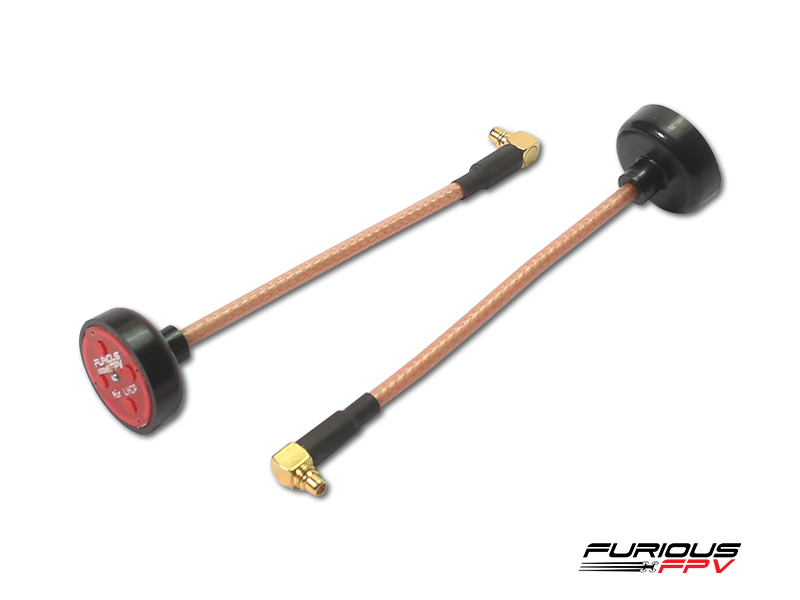 Furious FPV - Airpod 5.8GHz LHCP - 90° MMCX ANTENNA for DJI AIR VTx