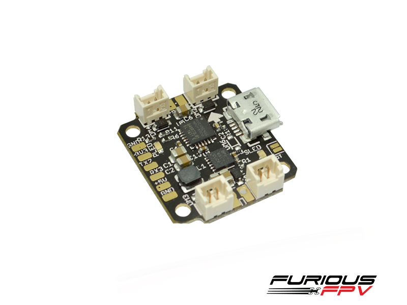 NUKE Brushed Micro Flight Controller - Vaporize The Competition