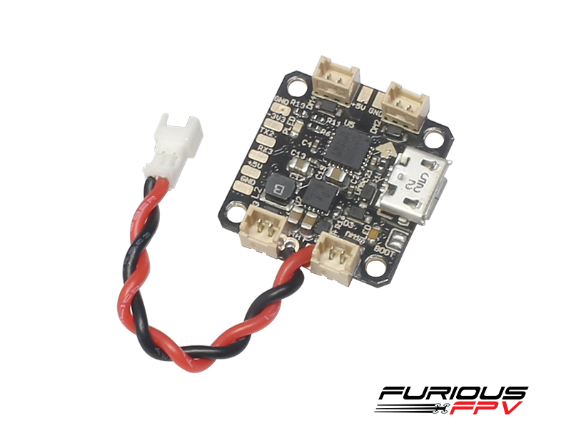 NUKE V2 Brushed Micro Flight Controller - Vaporize The Competition